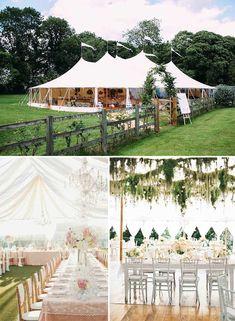 Namioty weselne - który wybrać? - Smart Bride