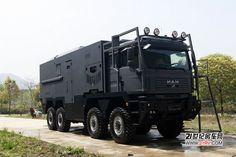 Risultati immagini per camper Overland Truck, Overland Trailer, Expedition Vehicle, 6x6 Truck, Truck Camper, Trucks, Off Road Rv, Off Road Camping, Offroad