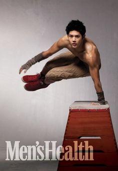 Dong Joon | Kim Dong Joon | 김동준 | ZE:A | Children of Empire | D.O.B 11/2/1992 (Aquarius) Sexy Asian Men, Sexy Men, Asian Guys, Kim Dong Joon, Ga In, Cool Magazine, Male Eyes, Asian Hair, Athletic Men