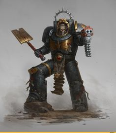 Chaplain,Space Marine,Adeptus Astartes,Imperium,Империум,Warhammer 40000,warhammer40000, warhammer40k, warhammer 40k, ваха, сорокотысячник,Wh Песочница,фэндомы,PumpkinPie92