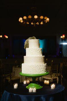 Jim Smeal Wedding Cake