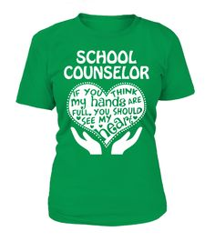 School Counselor - Heart | Teezily