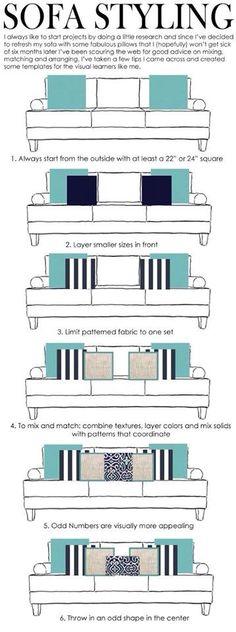 Cushion tips