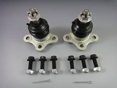 2 front #upper ball joint #chevrolet colorado #04-12 with torsion bar,  View more on the LINK: http://www.zeppy.io/product/gb/2/141575039654/