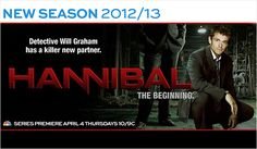 NBC's Hannibal Is to Be Aired on April 4, Horror Movies Blog