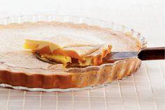 Romige mangotaart - Recept - Allerhande