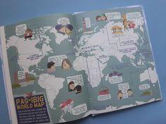 """The 'Pag Ako Yumaman, """"Hu u?"""" Sa'kin 'Yang Piso Fare na 'Yan Travel Notebook Tagalog Quotes Hugot Funny, Cool Journals, Book Cheap Flights, Travel Themes, Travelers Notebook, Wedding Guest Book, Jokes, Flats, Husky Jokes"""