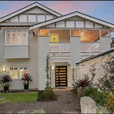 queenslanderhomes Lovely Queenslander in Clayfield  (via realestate.com.au) #queenslanderhomes