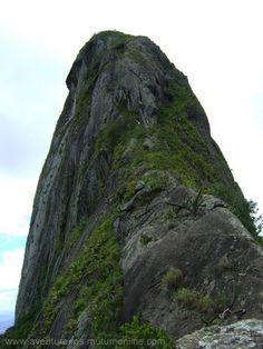 Pedra da Invejada, Mutum, MG, Brasil