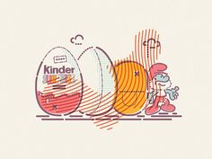 Kinder by James Oconnell
