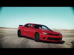 Sexta geração do Camaro aparece em vídeo +http://brml.co/1BEJUQ0