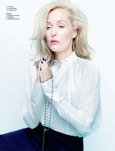 Hunger Issue #5 - Gillian Anderson
