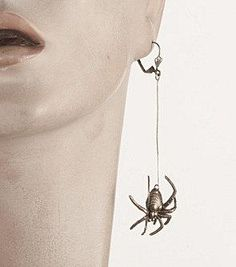 I found 'Arachne Spider Earrings' on Wish, check it out!