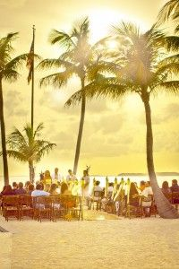It doesn't get any better than this beach setting in Key Largo. Aisle Style, Outdoor Venues, Wedding Beach, Keys, Have Fun, Dolores Park, November, Community, Wedding Ideas