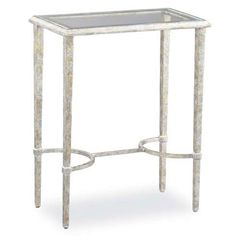 Hickory White Innovation Side Table HW-793-21