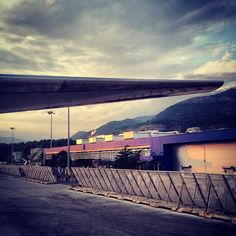 Tivat airport International Airport, Montenegro, Airplane View, Madness, Opera House, Building, Travel, Viajes, Buildings