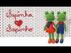 Amigurumi Doll, Amigurumi Patterns, Crochet Patterns, Crochet Dolls, Crochet Hats, Amigurumi Tutorial, Art Japonais, Learn To Crochet, Softies