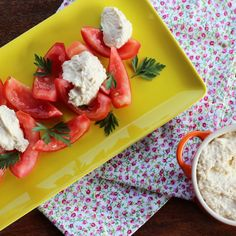 Moldando Afeto » mousse de parmesão (para acompanhar saladas!)