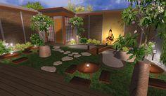 10 diseños de jardines hermosos para encontrar inspiración · 10 ideas creativas para decorar patios, terrazas y jardines pequeños