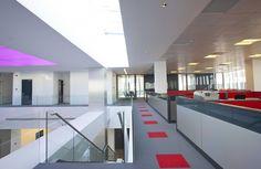 Üretim, ofis, sosyallik bir arada: Taegutec Yönetim Binası | tasamır
