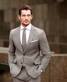 David Gandy via Men's Style Blog