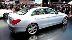 The New Mercedes C-class 2014 - out somewhere in the middle of 2014