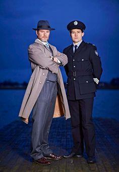 The Doctor Blake Mysteries: Dr. Lucien Blake & Senior Constable Charlie Davis