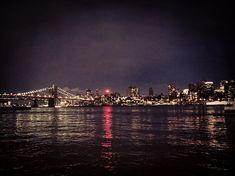 #brooklynbynight #redline #lights #newyork
