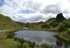 Fairy Glen - Isle of Skye - Scotland