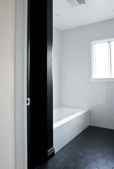 bathroom renovation // sarah sherman samuel