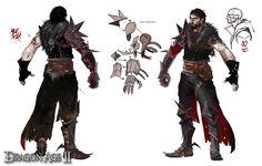 Dragon Age: Hawke concept