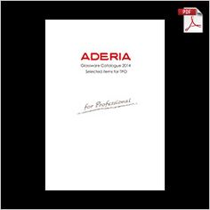 ADERIA GLASSWARE CATALOGUE Gift Collection