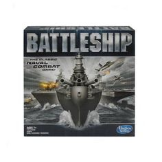 Take on your friends in head-to-head battles in the exciting naval combat game of Battleship! Search for your enemy's ships on the high seas and eliminate them one by one. Do it fast because they'll ...
