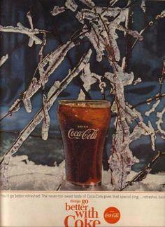 Coca Cola Company's Coca-Cola (1964)