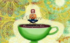 What makes you purr on a Monday? A hot cup of coffee in your hands? Mediation? What my #coffee says to me Feb 20