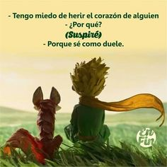 This is true, I fear to hurt a ❤️ Motivational Phrases, Inspirational Quotes, Quotations, Qoutes, Top Imagem, The Little Prince, Spanish Quotes, Cool Words, Decir No