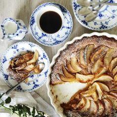 Æbletærte - verdens nemmeste tærte
