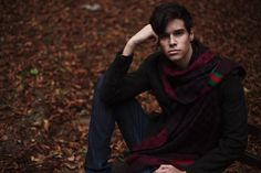 MMSCENE PORTRAITS: NIKOLA RADOVANOVIC AT FOX MODELS