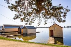 A sunny winter day at Lake Wendouree in Ballarat 📸 via IG/taracmoorephotography Australian Beach, Australian Art, Panning For Gold, Local Museums, Beautiful Dining Rooms, Wildlife Park, Open Field, Victorian Gold, Wine List