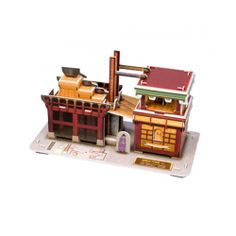 Paper Toy Scale Model Kit for Kids Adult - Clepsydra