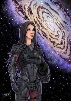 Mass Effect kayahaiwatari