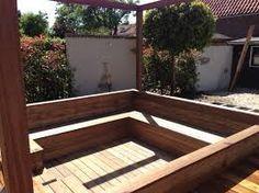 Afbeeldingsresultaat voor zitkuil tuin