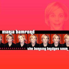 maria bamford - the burning bridges tour