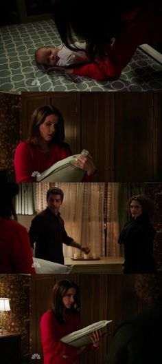 """#Grimm   #S03E17   Synchronicity   NBC """"well I didn't see that coming."""""""