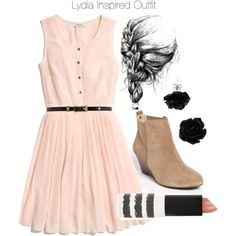 A fashion look from September 2013 featuring Madewell dresses, Sole Society ankle booties and Biba belts. Browse and shop related looks.