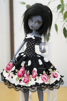 New dress by greyfauxx