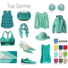 Greenery for True Summer by christinems on Polyvore featuring prAna, Melissa McCarthy Seven7, Conquista, Patagonia, The North Face, Prada, NIKE, Mundi, Jeffrey Levinson and Monica Vinader