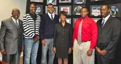 Livingstone alum establishes scholarship