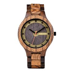 Bobo Bird Eco-Friendly Handmade All Wood Watches Great Gift For Me Sport Watches, Watches For Men, Couple Watch, Dating Women, Wooden Clock, Wooden Watch, Stainless Steel Watch, Watch Bands, Quartz