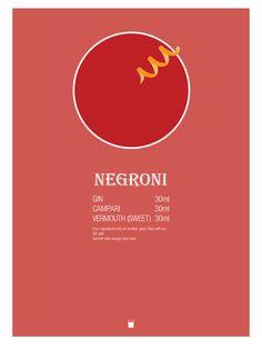 negroni recipe - Cerca con Google